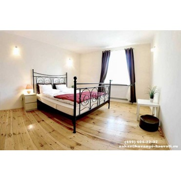 Кованая кровать Одвид