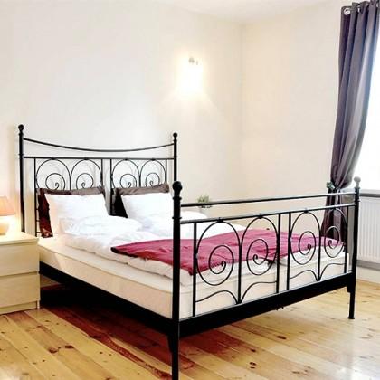 Кованая кровать Одвид 1