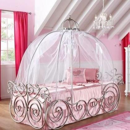 Кованая кровать Ортеа 1