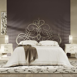 Кованая кровать Рефо