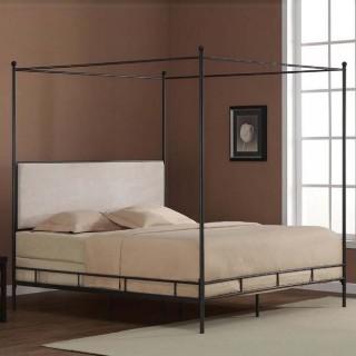 Кованая кровать Синдия