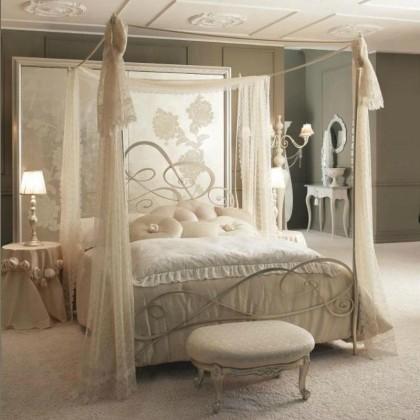 Кованая кровать Ваельма 1