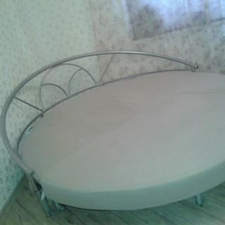 Кованая кровать Адельур