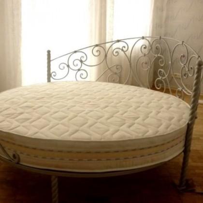Кованая кровать Джерап 1