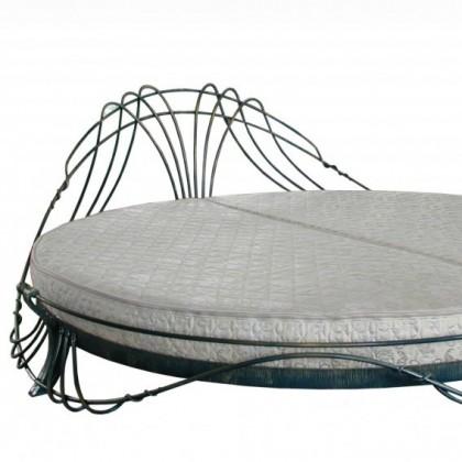 Кованая кровать Фритео 1
