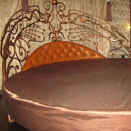 Кованая кровать Иона 1