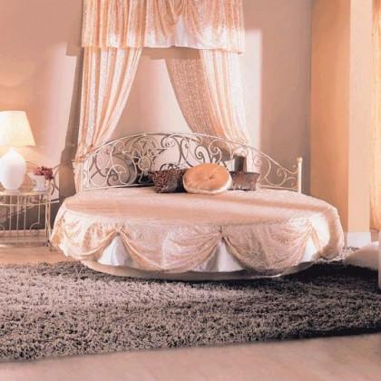Кованая кровать Вениса 1