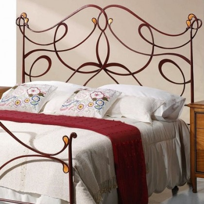Кованая кровать Изенви 1