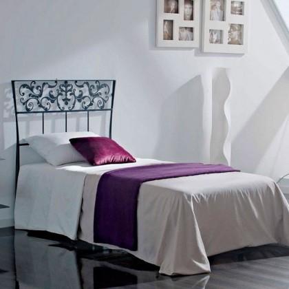 Кованая кровать Алброн 1