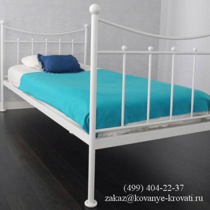 Кованая кровать Альиус 1