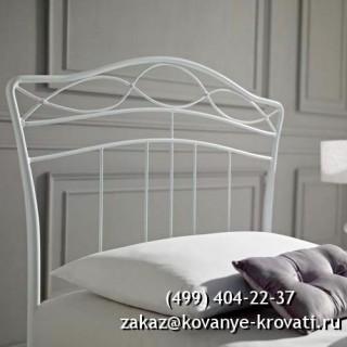 Кованая кровать Алури