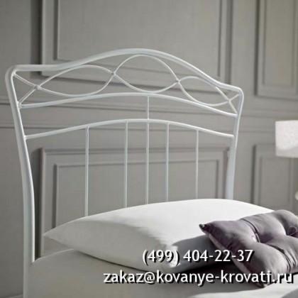Кованая кровать Алури 1