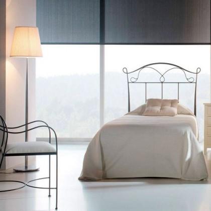 Кованая кровать Баот 1