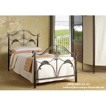 Кованая кровать Бранигвин