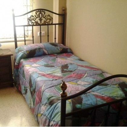 Кованая кровать Грифгис 1