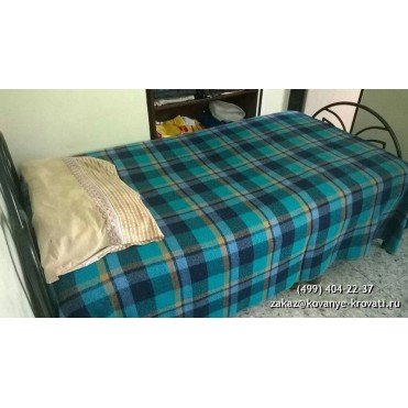 Кованая кровать Грифтерн
