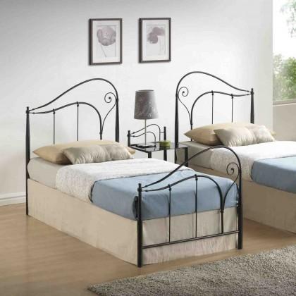 Кованая кровать Гунегиль 1