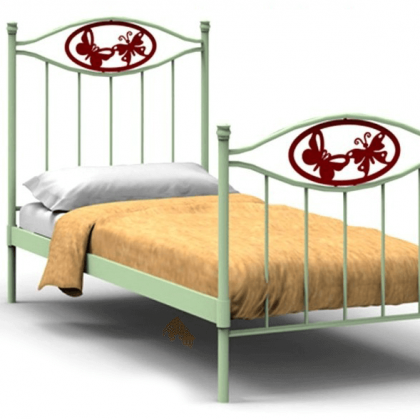 Кованая кровать Иноган 1