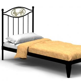 Кованая кровать Оддора
