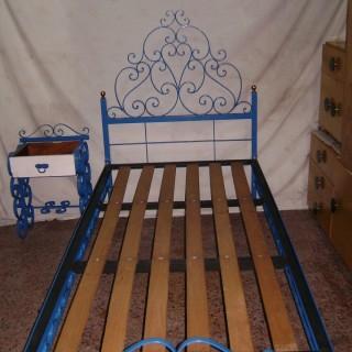 Кованая кровать Теора