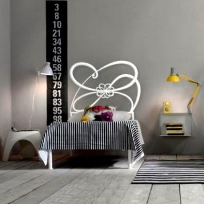 Кованая кровать Аэльия 1
