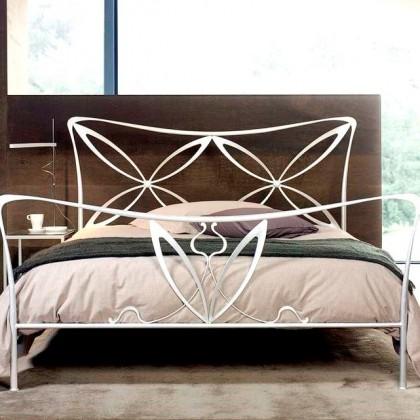 Кованая кровать Ортрис 1