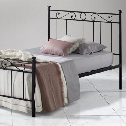 Кованая кровать Брандоод 1