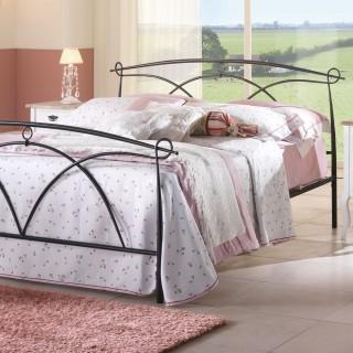 Кованая кровать Бронро