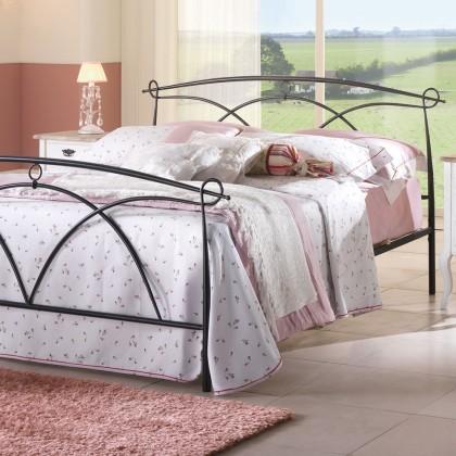 Кованая кровать Бронро 1
