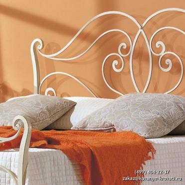 Кованая кровать Гелистон