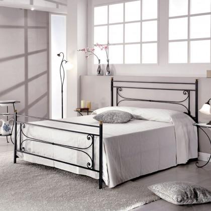 Кованая кровать Грисса 1