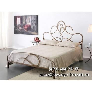 Кованая кровать Васлав
