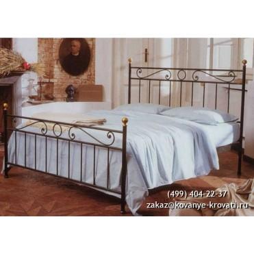 Кованая кровать Вата