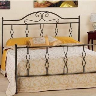 Кованая кровать Витгри