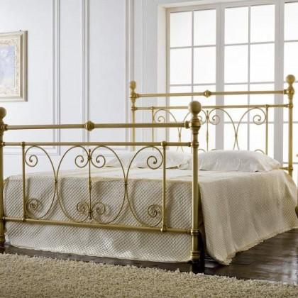 Кованая кровать Вудис 1
