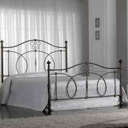Кованая кровать Вудвид 1