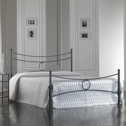 Кованая кровать Диген 1