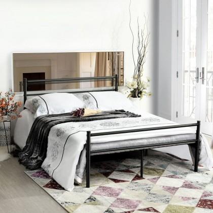 Кованая кровать Джиох 1