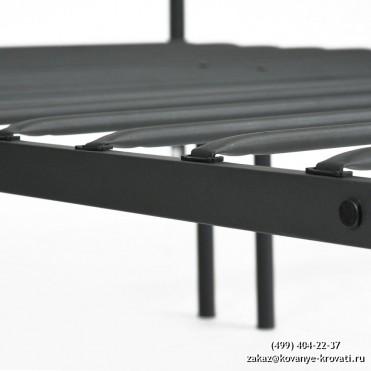 Кованая кровать Джиох