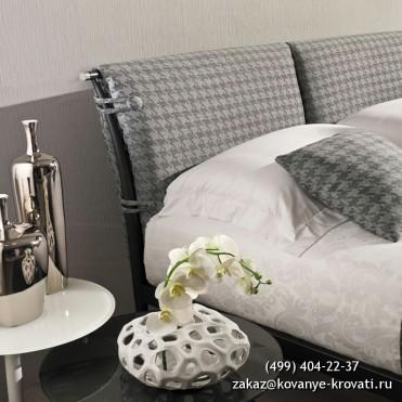 Кованая кровать Ингижа