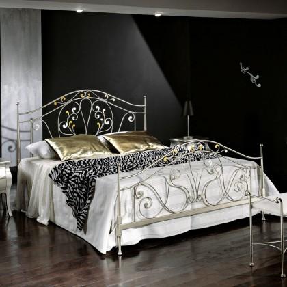 Кованая кровать Мироольфа 1