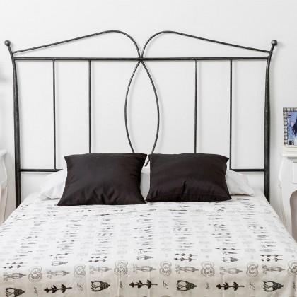 Кованая кровать Брандбрани 1