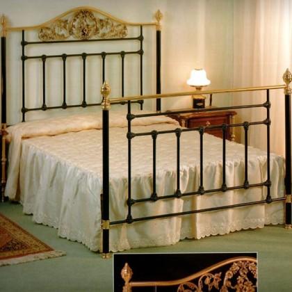 Кованая кровать Брунора 1