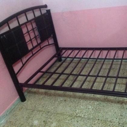 Кованая кровать Далинд 1