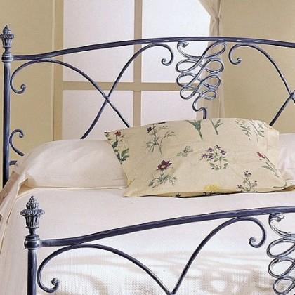 Кованая кровать Эльмионна 1