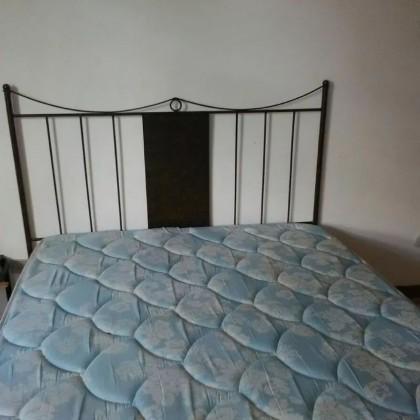 Кованая кровать Ене 1