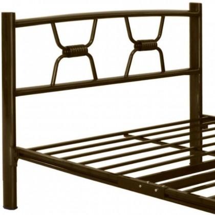 Кованая кровать Эрмеско 1