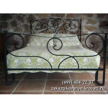 Кованая кровать Фрадус