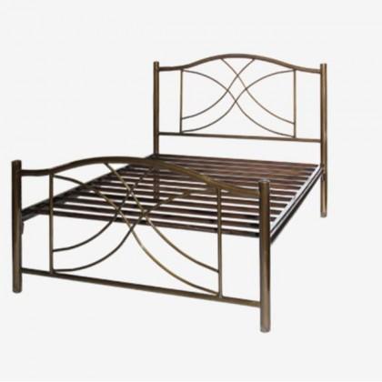 Кованая кровать Гонино 1