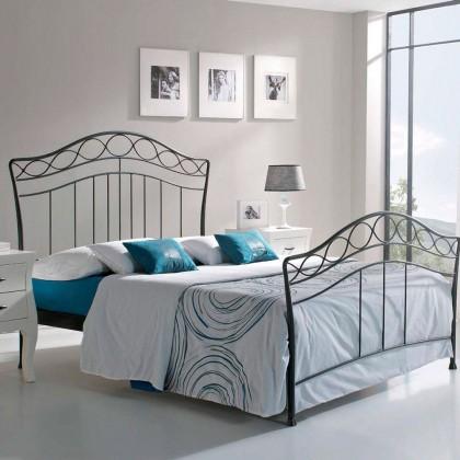 Кованая кровать Григест 1